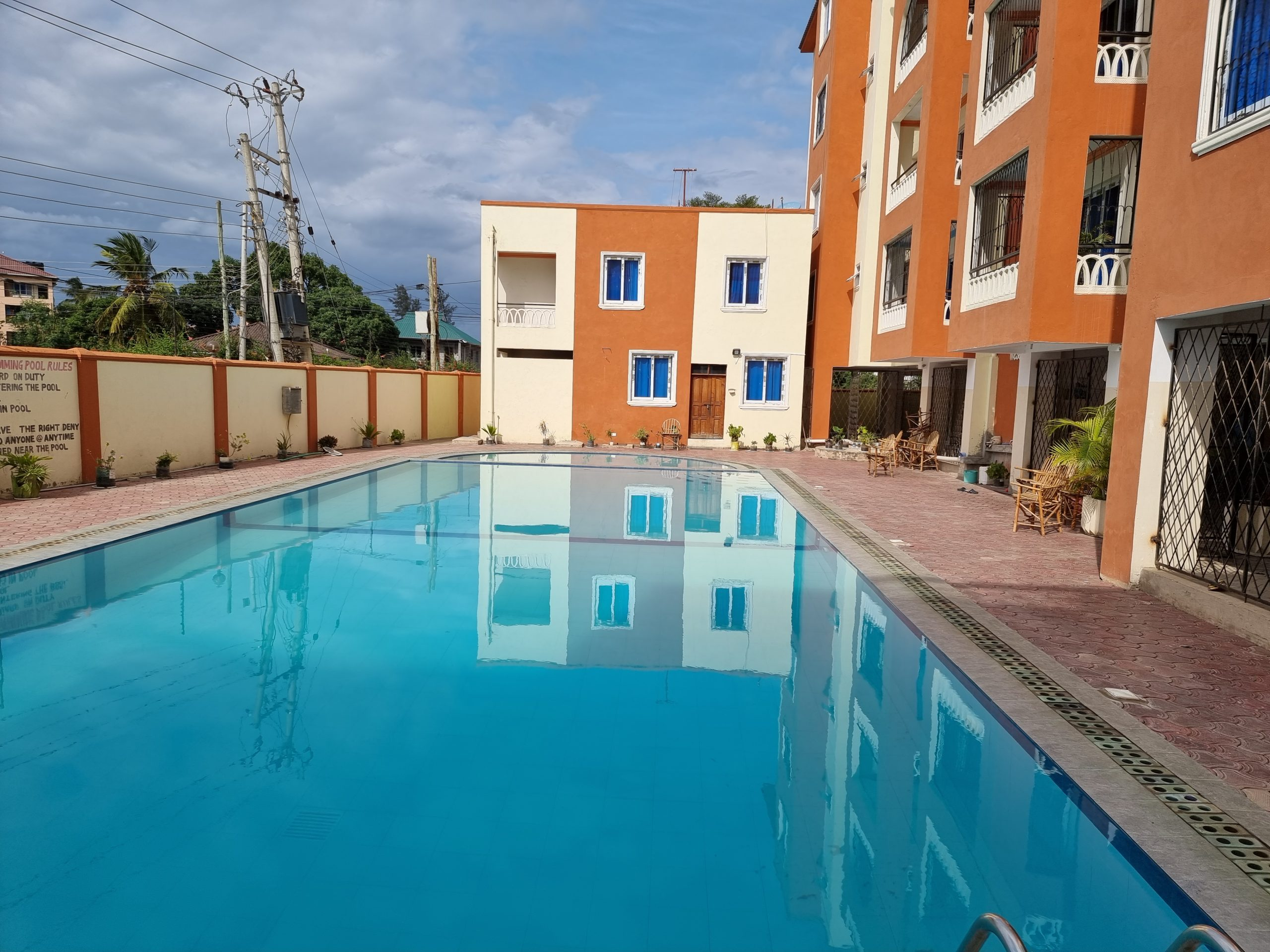 3br Mtwapa Luxury apartments for Rent in Mtwapa.