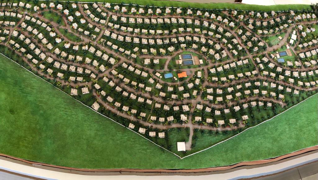 Quarter acre serviced plots for sale in Vipingo (Pazuri Estate)