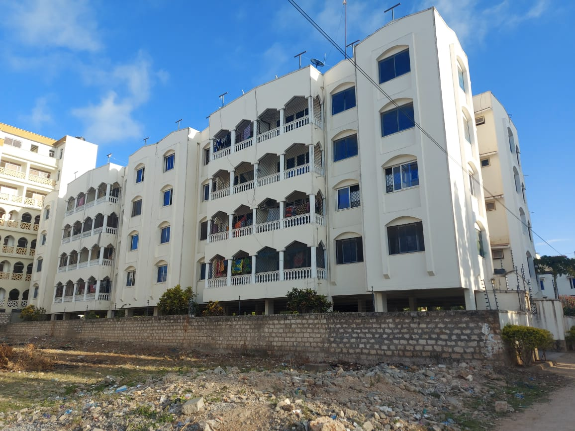 3br apartment with Sq for rent in Nyali Mogadishu
