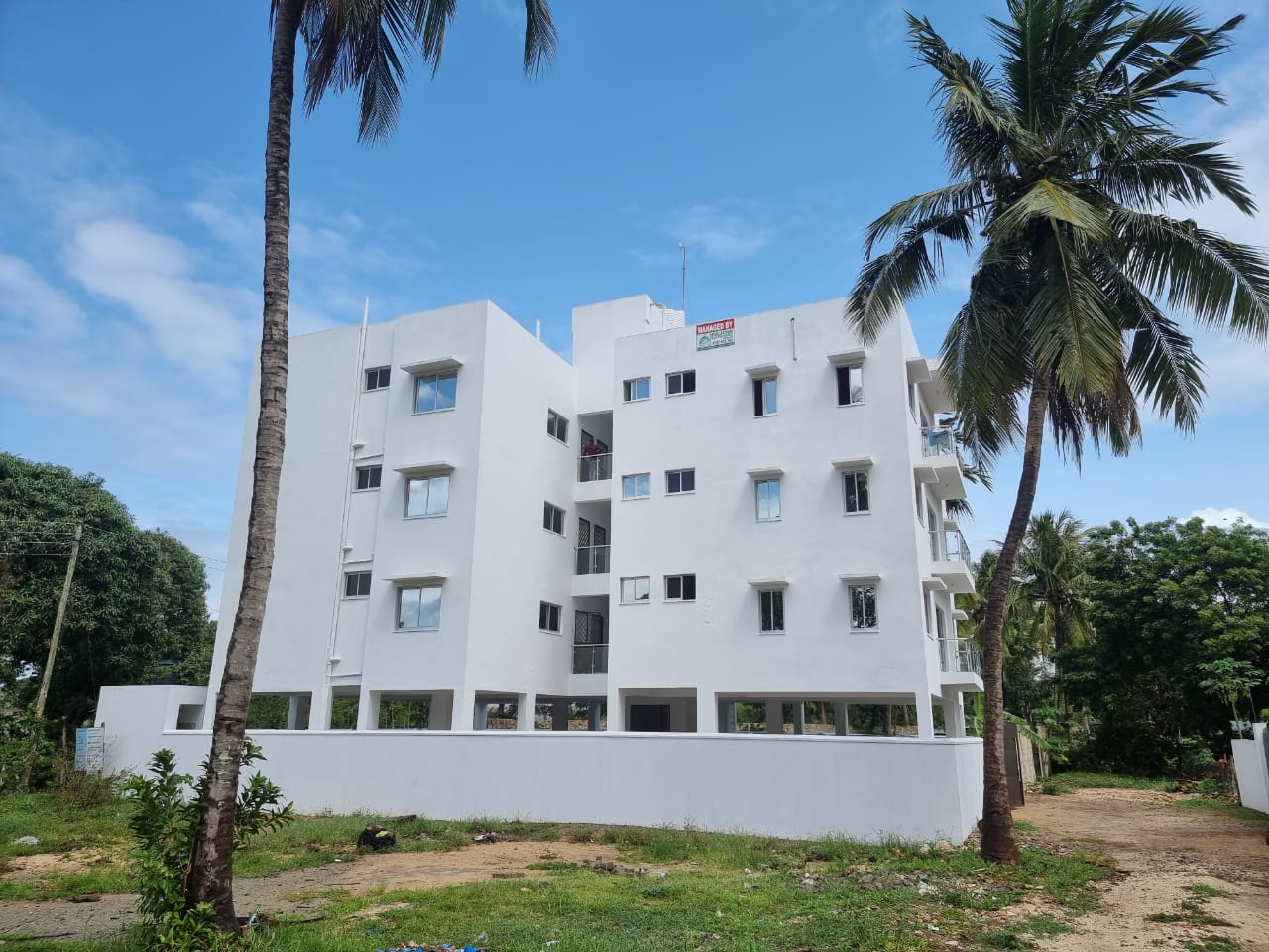 2br luxury apartments for rent in mtwapa