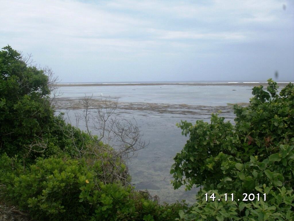 3.5 Acre sea front Plot for sale at Pungu area Likoni, South Coast