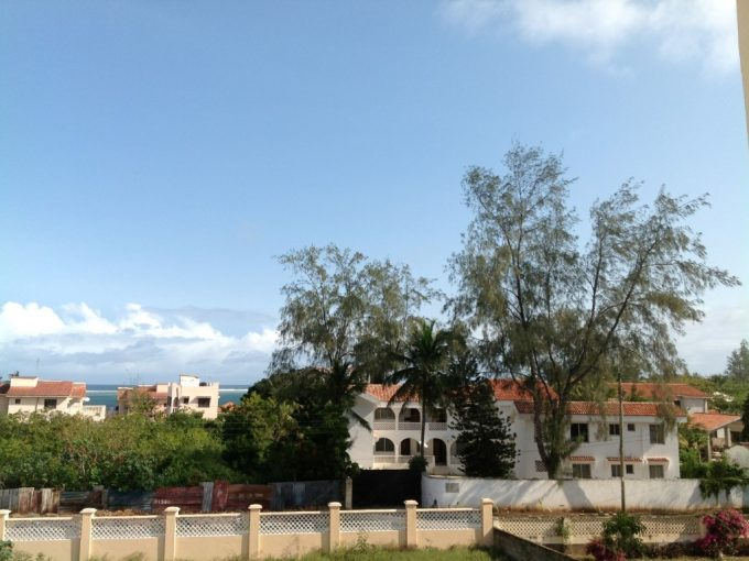 3 br apartment for rent in Nyali behind City Mall