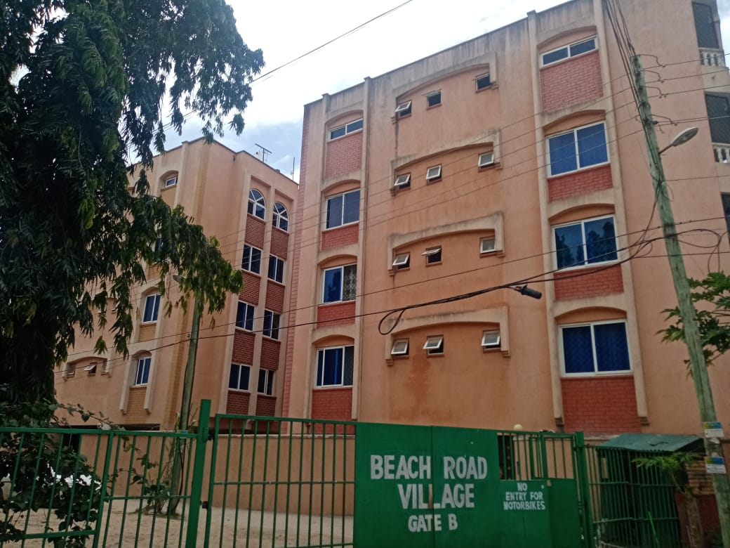 3br Beachroad Village apartment for rent in Nyali