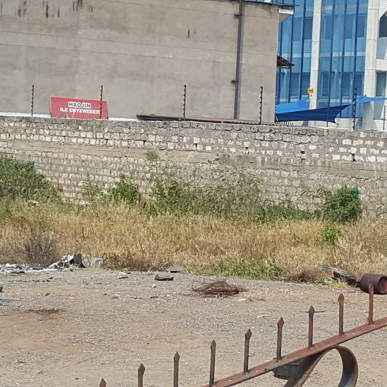 1/2 acre commercial plot for sale at Baobab – Bamburi beach area