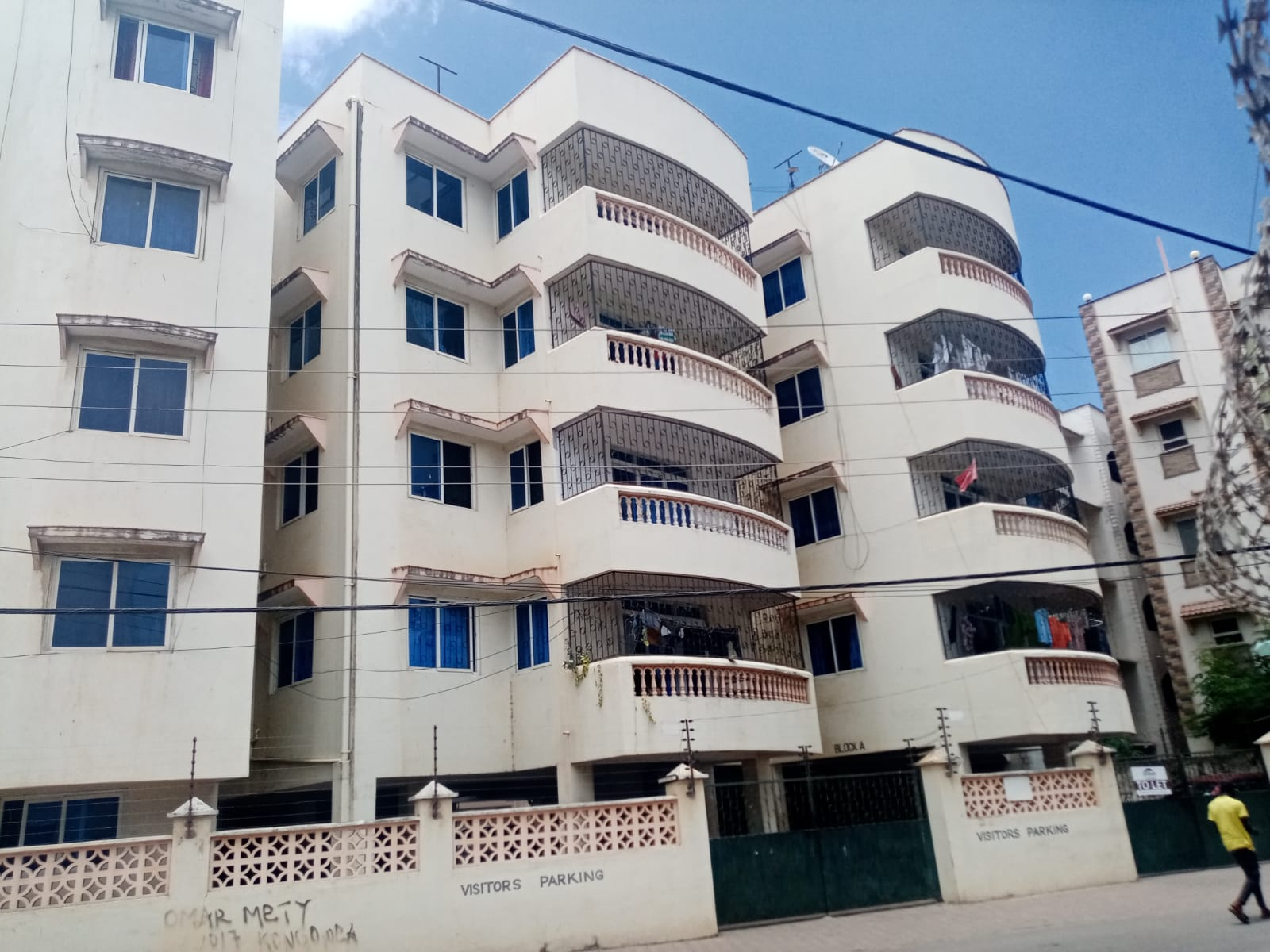 2br all ensuite penthouse at Nyali cinemax
