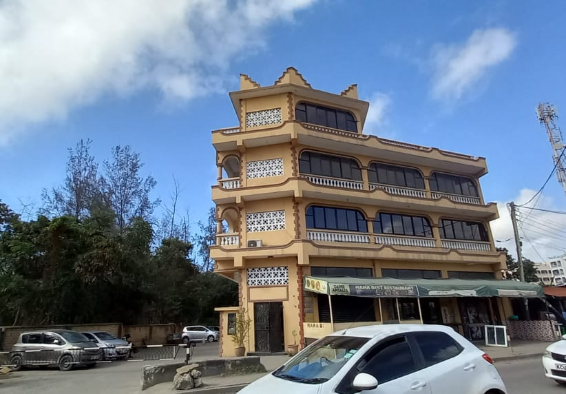Commercial building for sale in Bamburi